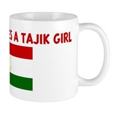 EVERYONE LOVES A TAJIK GIRL Mug