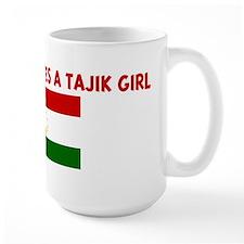 EVERYBODY LOVES A TAJIK GIRL Mug