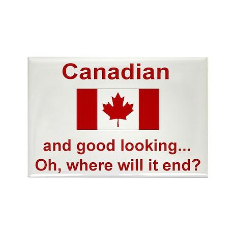 Gd Lkg Canadian Rectangle Magnet