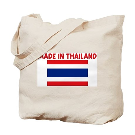 MADE IN THAILAND Tote Bag