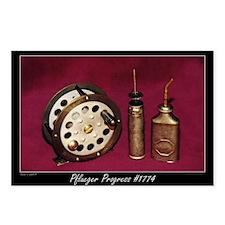 Pflueger Progress 1774 Postcards (Package of 8)