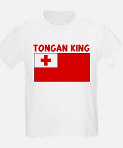 TONGAN KING T-Shirt