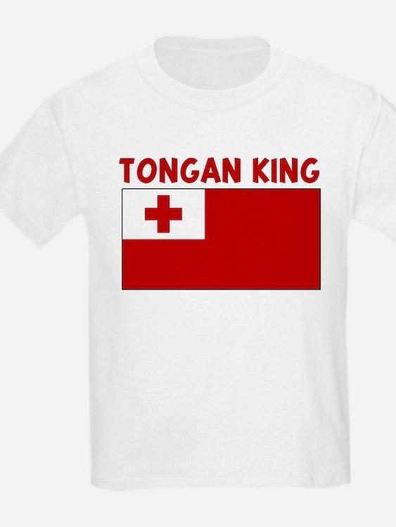 TONGAN KING T-Shirt