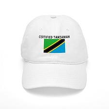 CERTIFIED TANZANIAN Baseball Cap