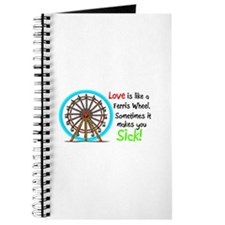 Ferris Wheel Journal