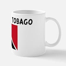 100 PERCENT MADE IN TOBAGO Mug