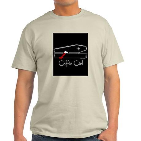 COFFIN GIRL Light T-Shirt