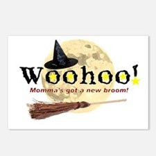 New Broom Postcards (Package of 8)