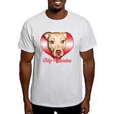 Pit Bull Valentine T-Shirt