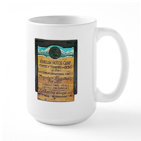 Pinkham Notch Tramping Mug