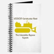 Vogon Consgtructor Fleet Journal