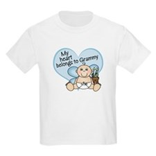 My Heart Belongs to Grammy BO T-Shirt