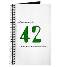 42 - Journal