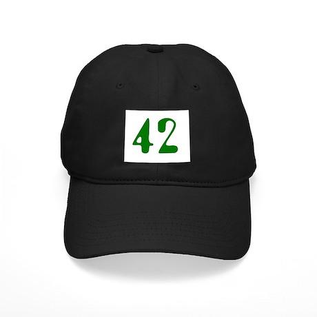 42 - Black Cap