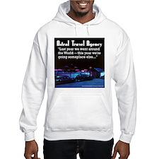 Astral Travel Agency Hoodie