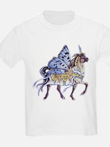 Sapphire & Ivory T-Shirt
