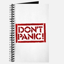 Don't Panic Journal