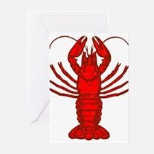 Lobster Greeting Cards (Pk of 10)