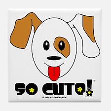 SO CUTE! Tile Coaster