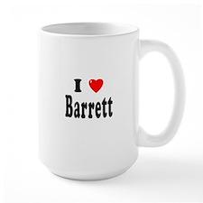 BARRETT Mug
