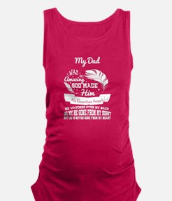 My Dad Was So Amazing T Shirt, My Guardia Tank Top