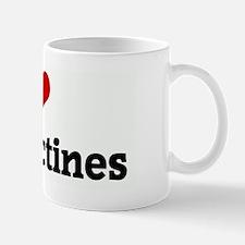 I Love Benedictines Mug