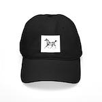 Arabian Horse Black Cap