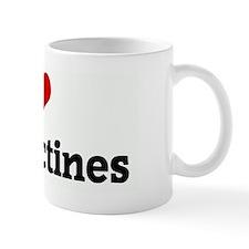 I Love Benedictines Coffee Mug