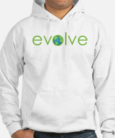 Evolve - planet earth Jumper Hoody