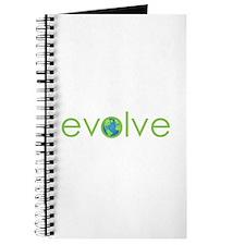 Evolve - planet earth Journal