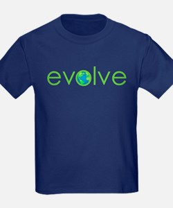 Evolve - planet earth T