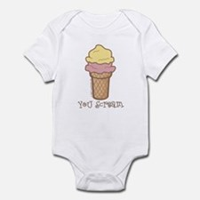 You Scream - Infant Bodysuit