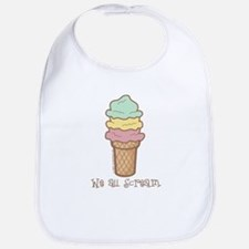 We All Scream - Bib