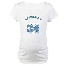 Officially 34 Shirt