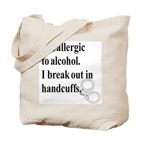 Bar Hopper Tote Bag