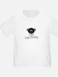 Lola's Little Monkey BOY T