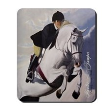 Jumper Horse Mousepad