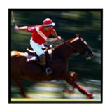 Horse polo Drink Coasters