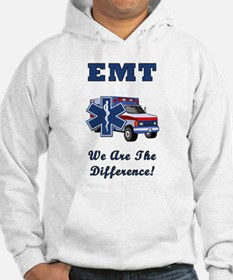 EMT We Are The Difference Hoodie