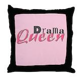 Drama pillow Throw Pillows