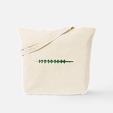 GREEN CREW Tote Bag