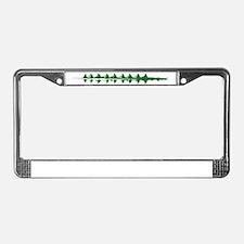 GREEN CREW License Plate Frame