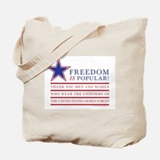 Funny Patriotic thank you Tote Bag