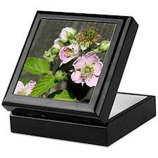 Blackberry Blossom Keepsake Box