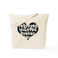 Betrayed Tote Bag