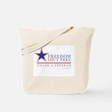 Cute Freedom Tote Bag
