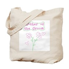 Flowers Mother of the Groom Tote Bag