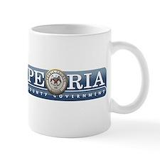 Peoria County Mug