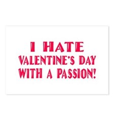 Hate With a Passion Postcards (Package of 8)