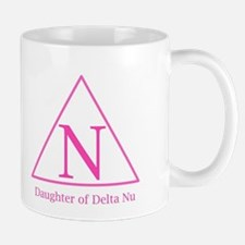 Daughter of Delta Nu Mugs